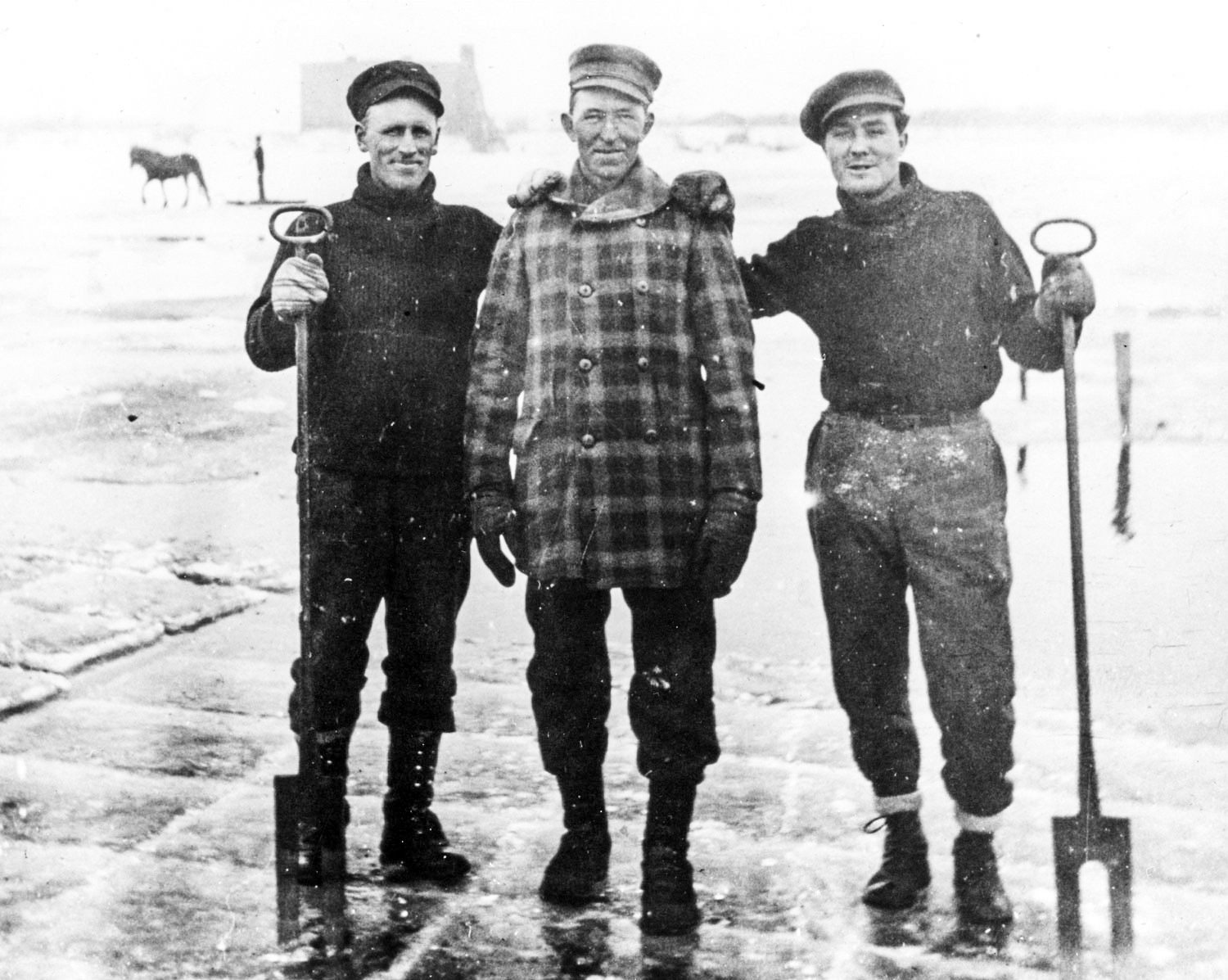 Ice cutters